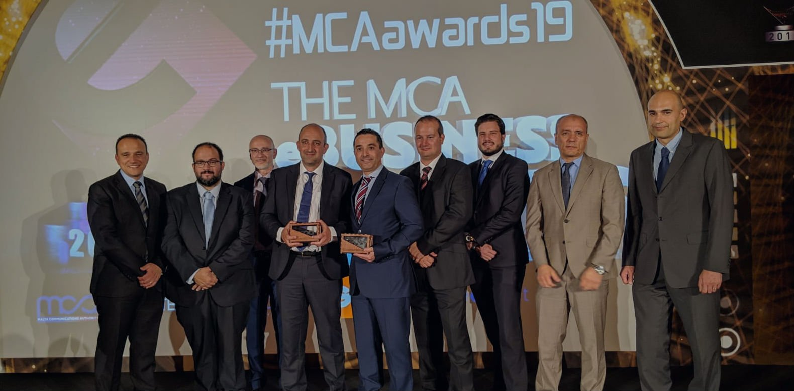 ICT Solutions win at the MCA eBusiness Awards