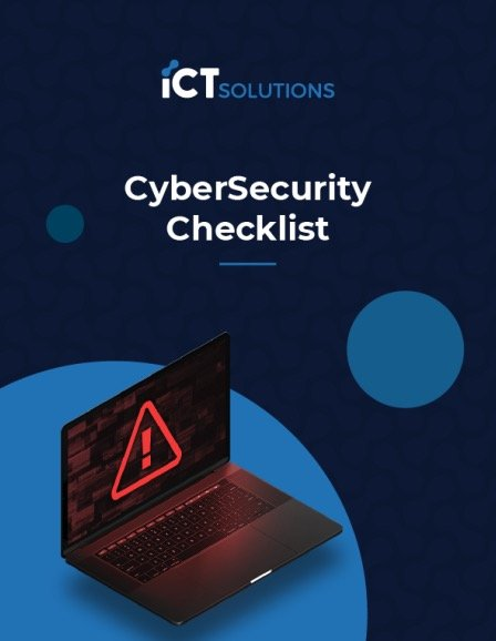 ICT Solutions CyberSecurity Checklist